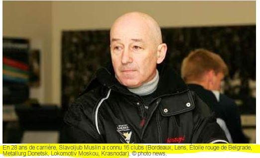 Muslin est le nouvel entraîneur du Standard !!!!!!!!!!!!!!!!