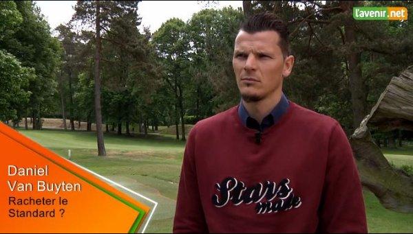 Rachat du Standard: Daniel Van Buyten intéressé? (vidéo)