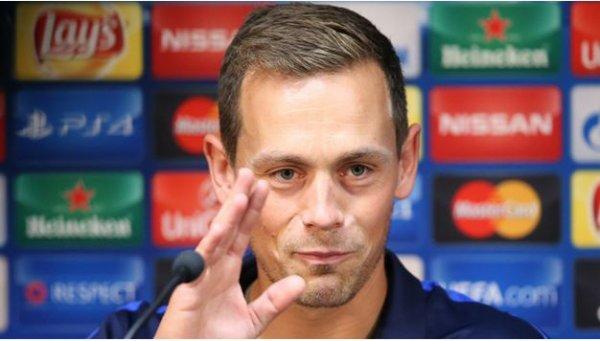 """De Sutter dispute son dernier match pour Bruges contre Manchester: """"Une victoire 2-0 serait un beau cadeau d'adieu"""""""