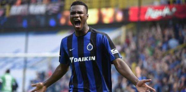 Obbi Oulare réalise son rêve en rejoignant la Premier League