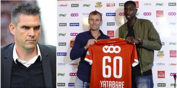 """Gourvennec évoque Yatabaré: """"Ils vont être contents au Standard"""""""