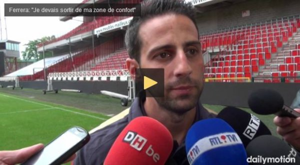 "Ferrera: ""Il faudra en bousculer certains"" (VIDEO)"