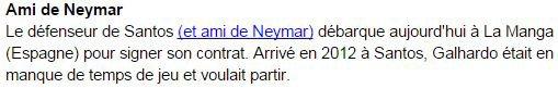 Waaaaaaaaw un ami de Neymar !!!!!!