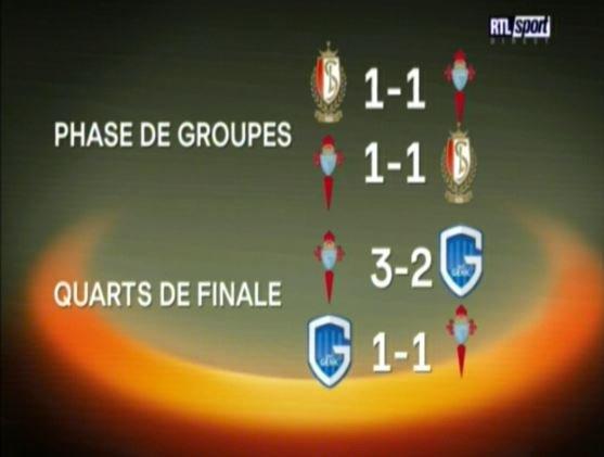Plus Ajax pour le Standard en poule !