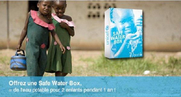 L'eau insalubre tue 1 enfant toutes les 20 secondes