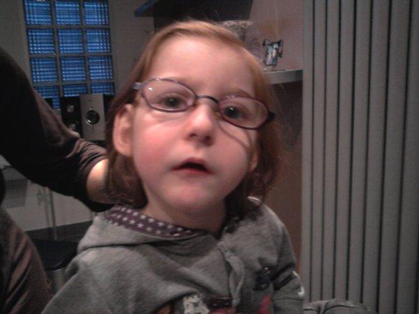 Laura, Petite fille de 6 ans atteinte du Syndrome d'Ohtahara