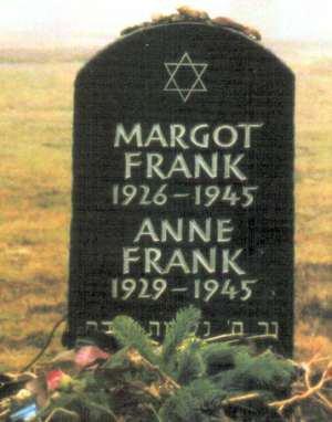 La vie d'Anne Frank (Suite)