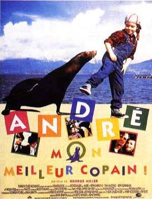 """Et en parlant d'animaux . . . """" André, Mon meilleur copain ! """""""