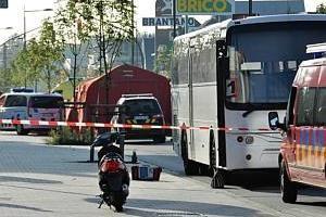 Enfant  de 8 ans mort écrasé par un bus