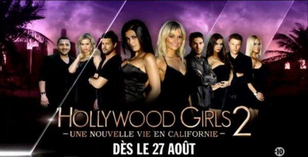 Hollywood Girls saison 2