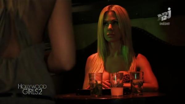 Shauna dans Hollywood Girls saison 2