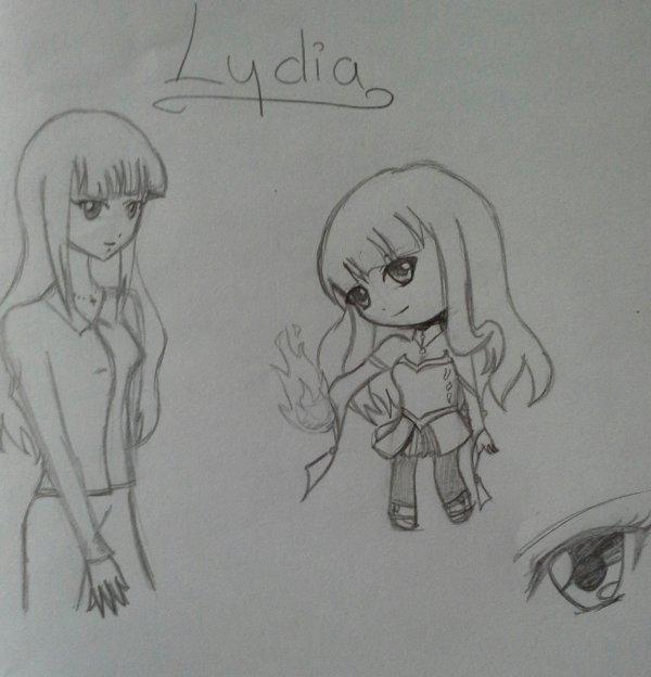 Lydia Oishima