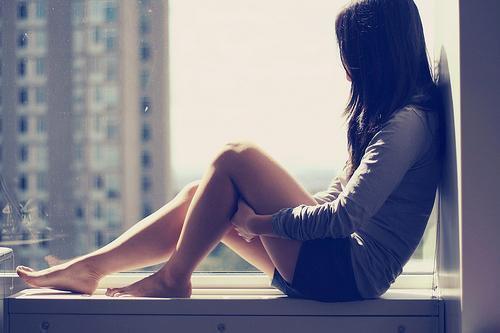 Être amoureuse ne rime pas toujours avec heureuse.