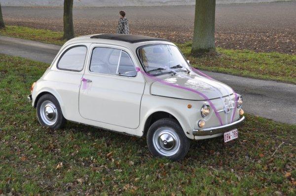 location de fiat 500 anctre - Location Fiat 500 Mariage
