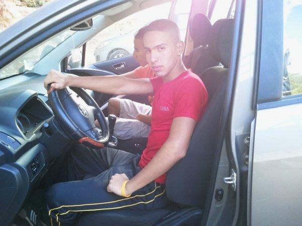 Voyage a Rabat Moi et Mon Petit Couzz