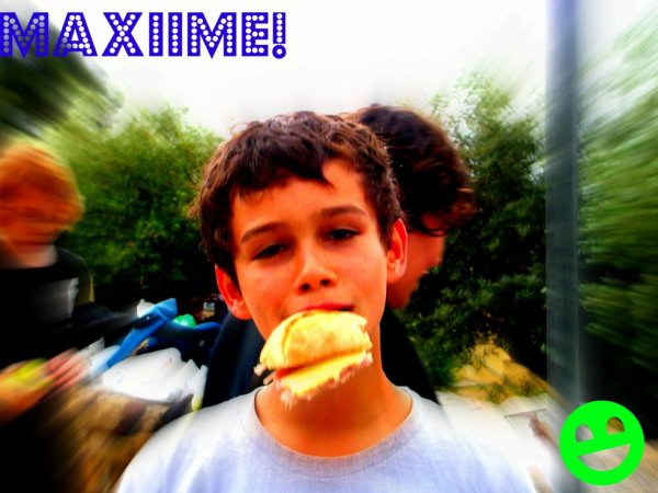 Maxime <3