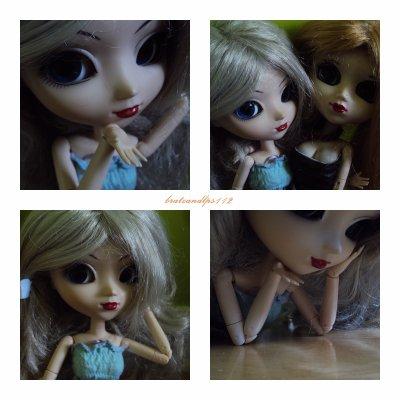 Lilie et son obitsu :D