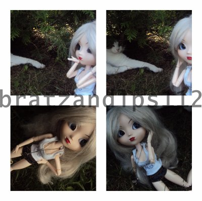 Lilie En Camping + Lilie (xP encore Lilie) Dehors