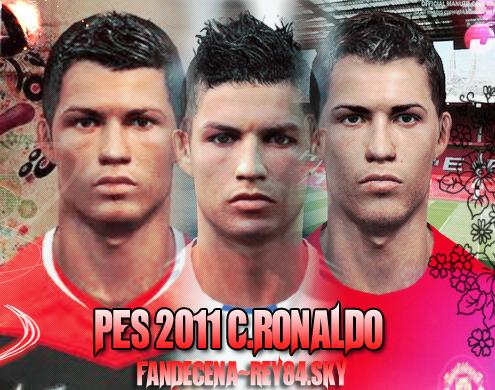 Cristiano Ronaldo Pes 2O11 !