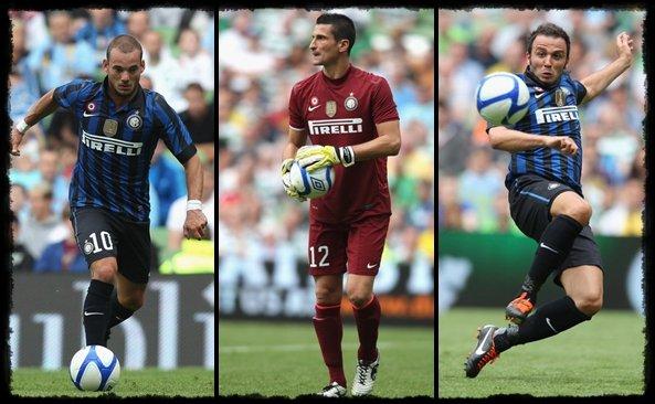 Calendrier de l'Inter 11-12 en Serie A