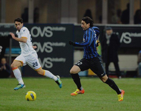 Inter Milan 4 - 1 Lecce