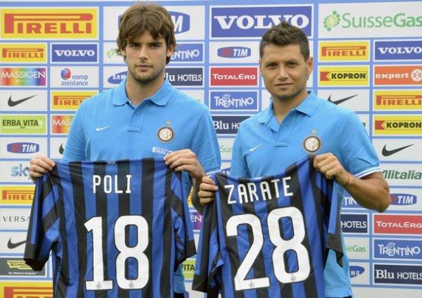 Mercato 11-12 de l'Inter Milan