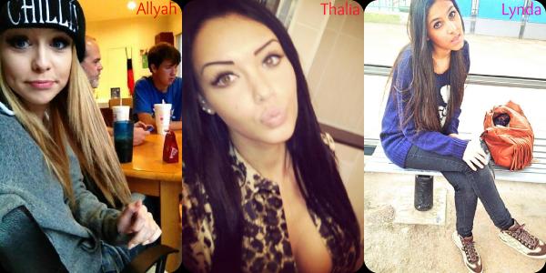 Chapitre 8: Il faut retrouver Thalia ღ