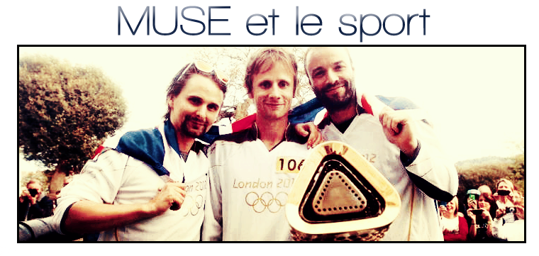MUSE et le sport