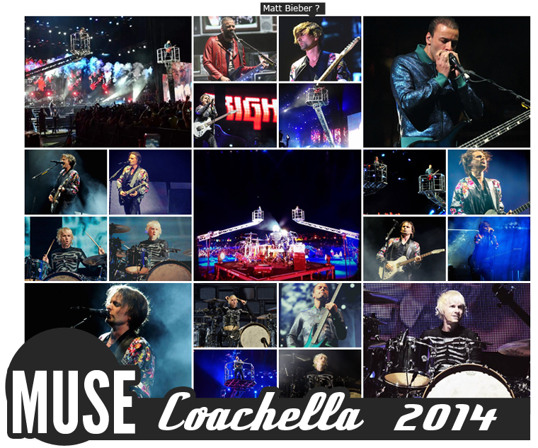 MUSE Coachella 2014