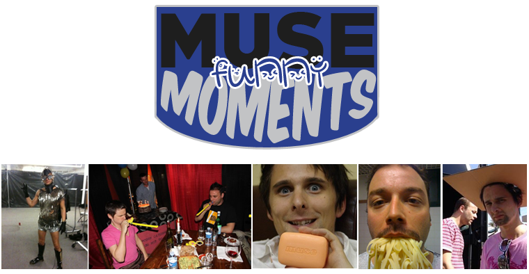 Muse funny moments
