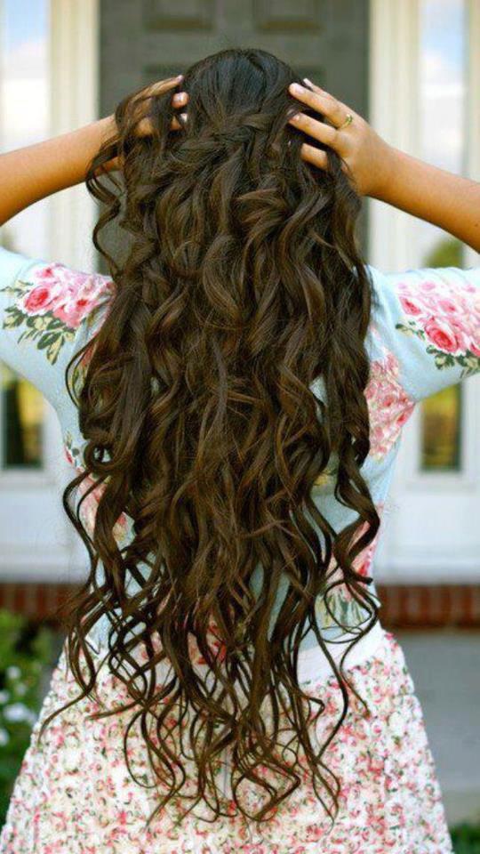 Aime si tes cheveux sont Bouclé