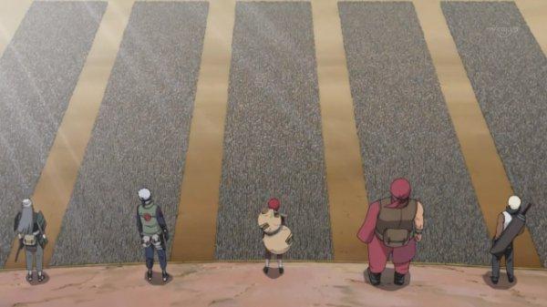 4éme Grande Guerre Ninja: Force Allier