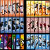 Naruto x Kakashi x Sasuke x Obito x Sakurax Hinata Evolution