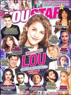 Youstar (Juillet-Août 2018)