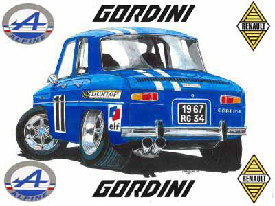 Le Monde Des Alpine & Renault Gordini