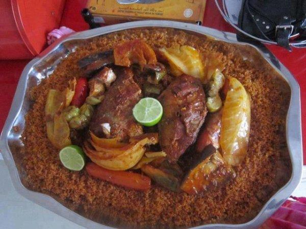 LES PLATS SUCCULENTS DU SENEGAL