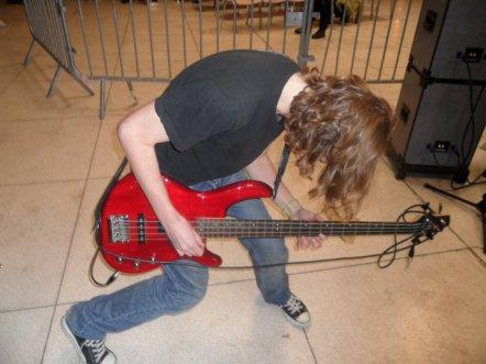 Never Ending's Bassist