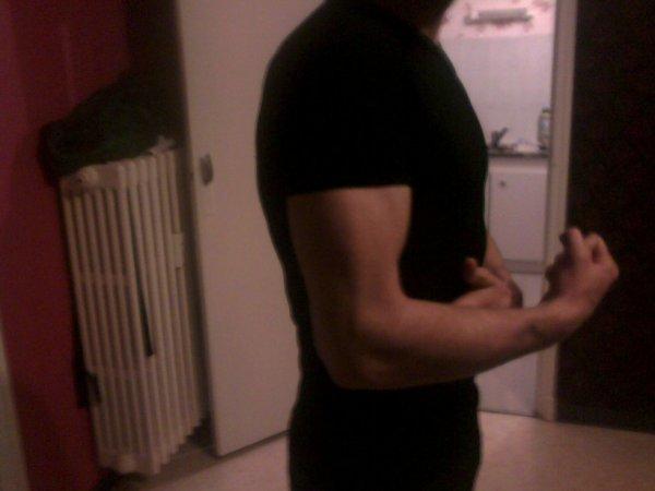 mon bras