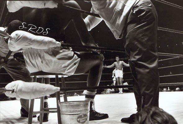 """""""Impossible n'est rien, qu'une excuse avancée par ceux qui trouvent plus facile de vivre dans le monde qui leur a été légué plutôt que de chercher en eux la force de le changer. Impossible n'est pas une fatalité, c'est un défi. Impossible est une chance. Impossible est provisoire. Impossible n'est rien."""" Muhammad Ali Clay"""