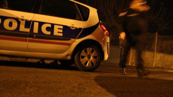 Il frappe un homme dans la rue à Rouen