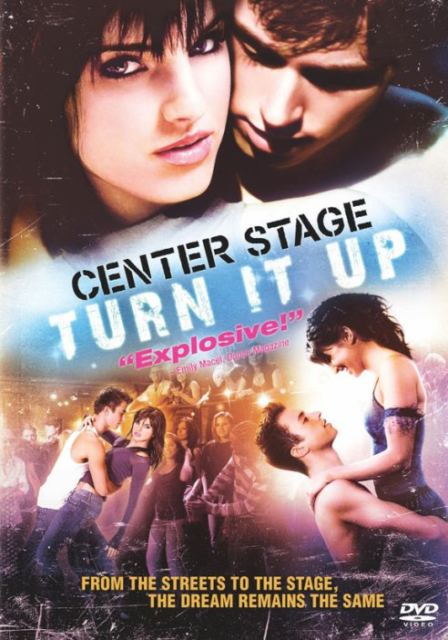 Center Stage : Turn It Up #