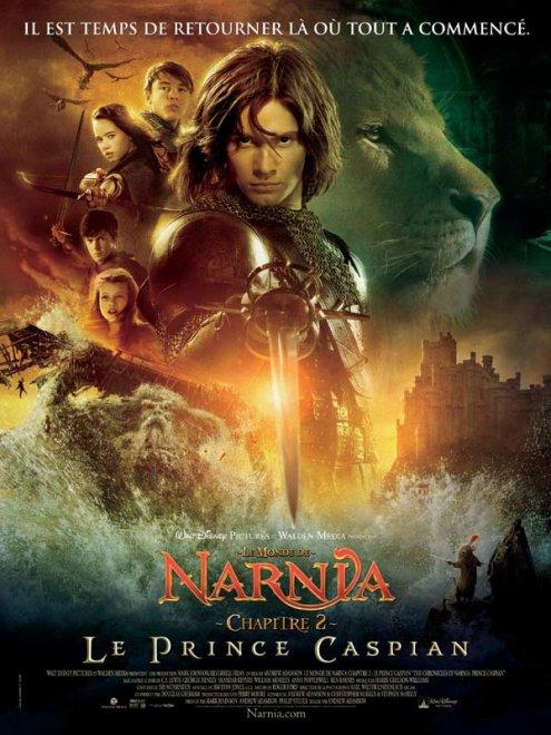 Le monde de Narnia .