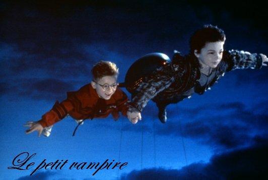 &Le petit vampire.
