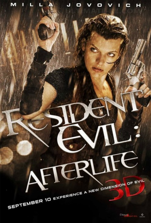 * Resident Evil : Afterlife