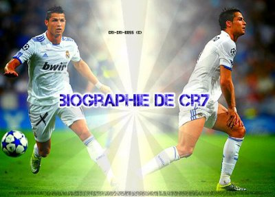 biographie on cristiano ronaldo                                                                                ~~| article 2 |~~| cri-cri-boss.skyrock.com | ~~