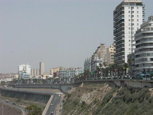 ORAN ( avenue front de mer )