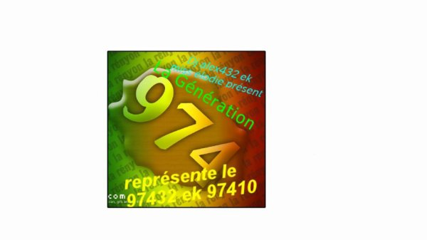MrDiablo (feat Dj-Alex432) - Intro (La Génération 974) (2012)