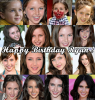 • • Happy birthday Ryan Newman ! • •