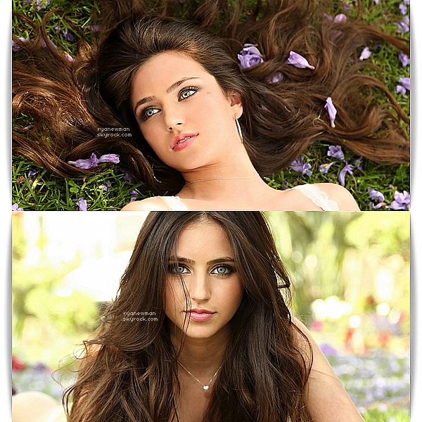 2013 - Nouveau photoshoot de Ryan Newman à Los Angeles