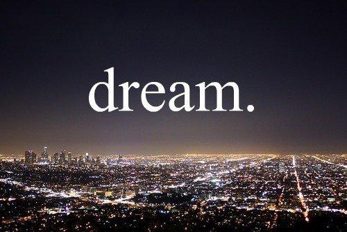 Chapitre1 : Le rêve!